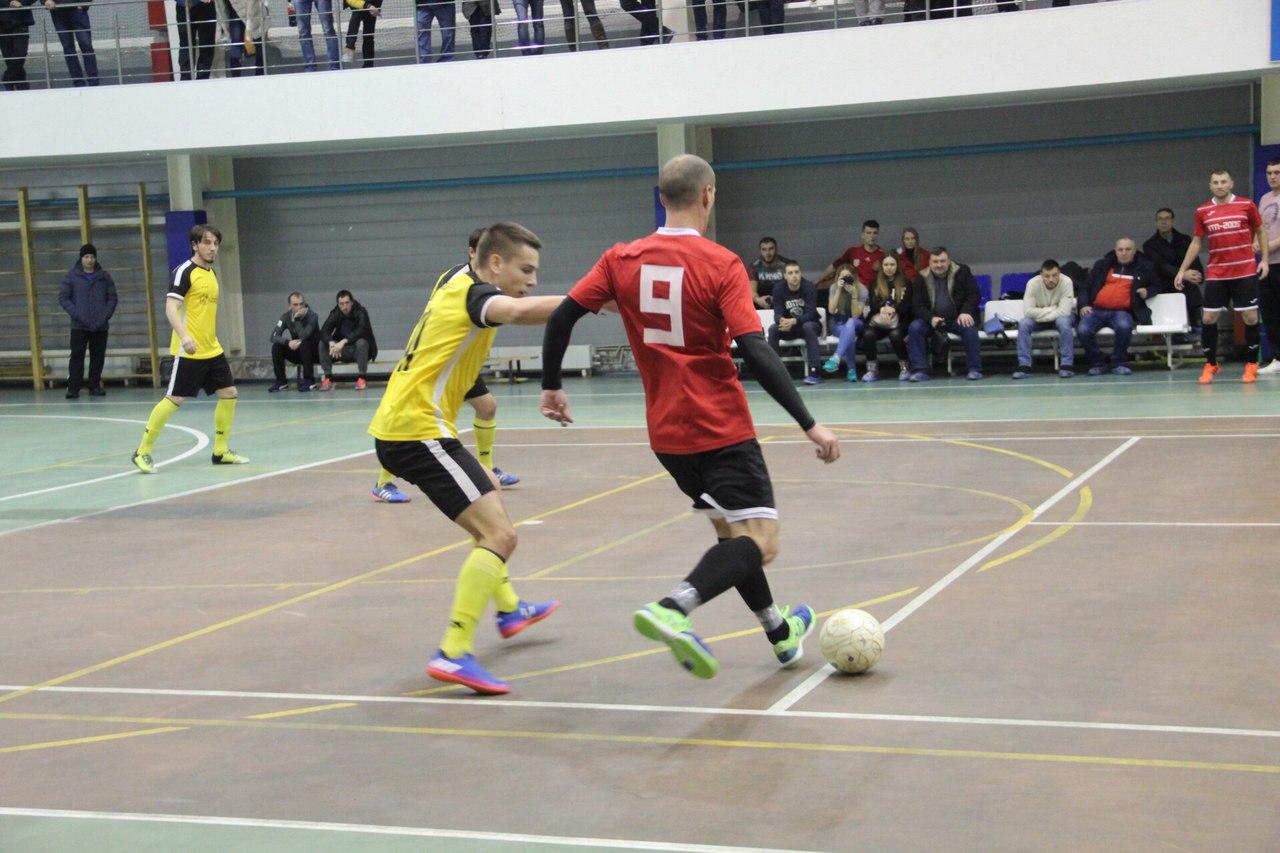 Кубок района по футболу завоевала команда Мельница