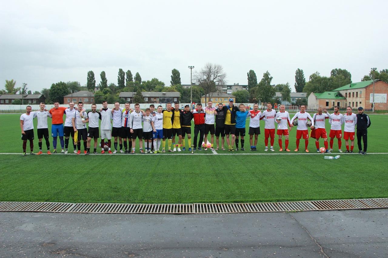 В футбольном турнире памяти В.П. Рябых победила команда «Торпедо»