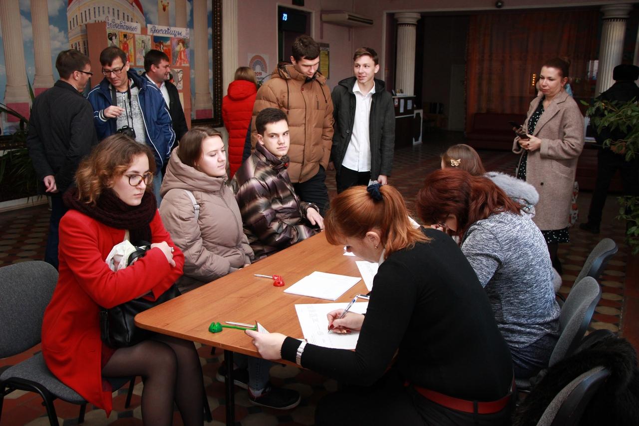 В Балашове проходит голосование за благоустройство территорий