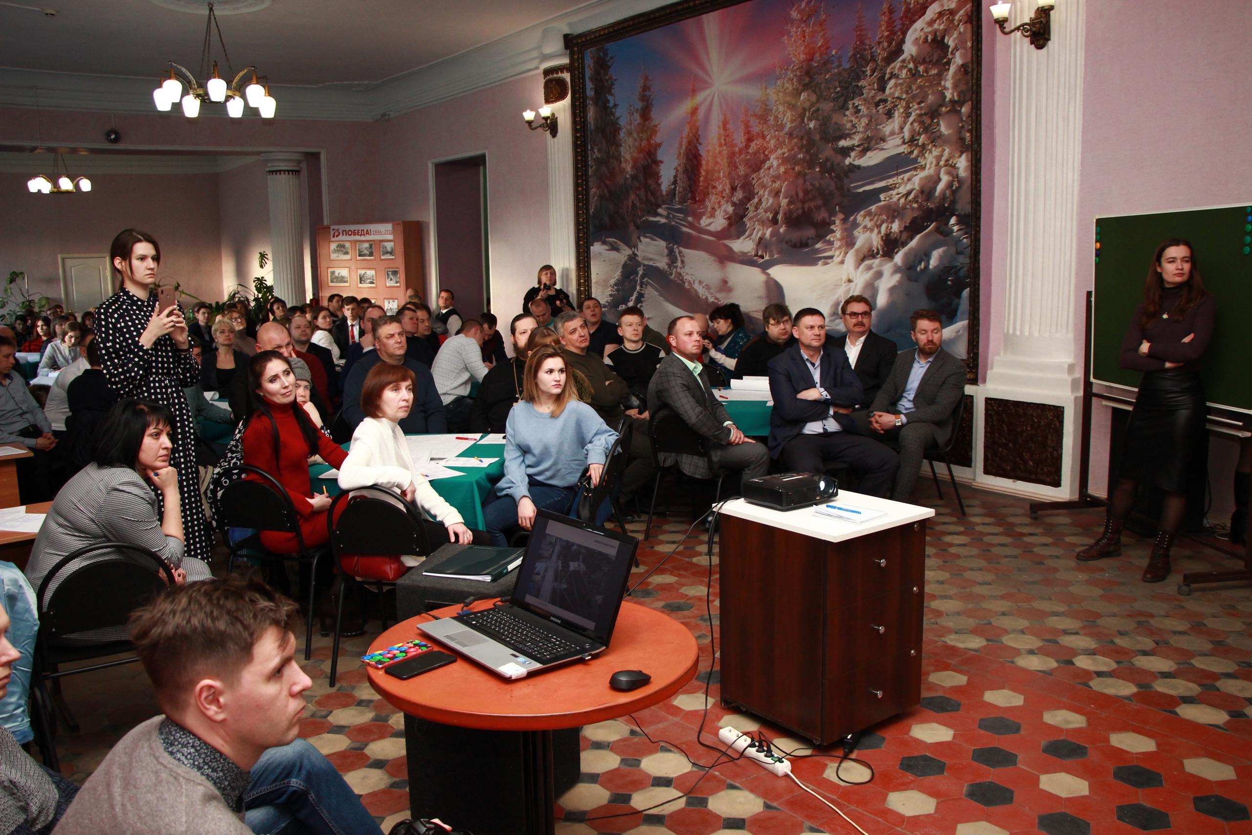 В Балашове состоялось обсуждение благоустройства городского парка