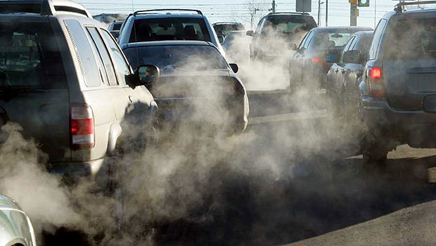 vehicle pollution problem solution and implementation in india