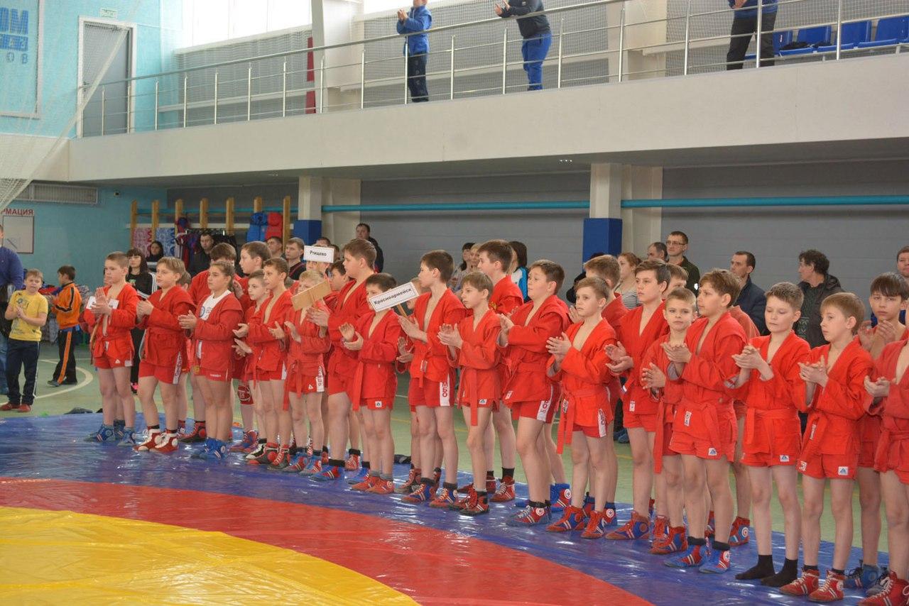 Балашовцы взяли 16 медалей на турнире по самбо