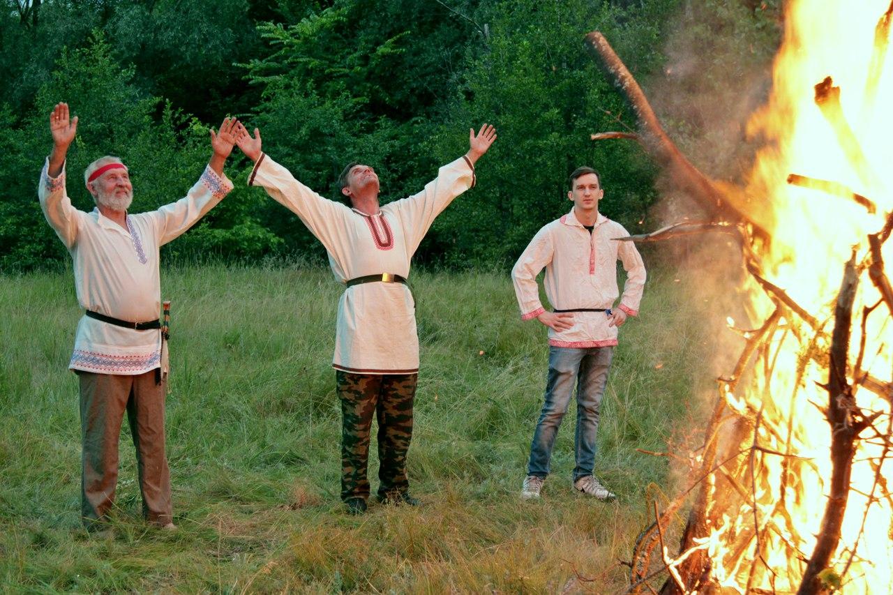 В Балашове отметили «День Перуна»